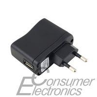 Wholesale 10Pcs High quality Wall Adapter EU Plug MP3 USB AC Power Supply Charger