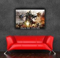 warhammer 40k - Original Warhammer K carnage design game actor poster x36inch x90cm adesivo de parede