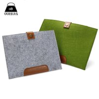 Wholesale 2015 New Inch Plain Laptop Notebook Bags Protective Sleeve Bag Computer Tablet Case Digital Receive Felt Packages