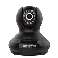 Wholesale 1602 DBPOWER p Wireless IP Wifi Cam HD Security Camera Way Audio Baby Monitor M Night Vision Motion Detection Mobile Remote