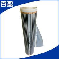 Fábrica de baja temperatura directa de infrarrojo lejano de calentamiento por radiación manteles calefacción de cristal de carbono film film