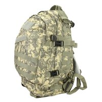 Wholesale 5pcs New Unisex Sports Outdoors Molle d Military Tactical Backpack Rucksack Bag Camping Traveling Hiking Trekking L DY