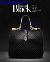 Wholesale Fashion Women Quilted Embossed Handbag High end PU Leather Shoulder Handbag Bag Tote