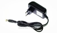 Wholesale AC V to DC V A Converter Adapter Switching Power Supply Charger For LED Strips Light EU Plug