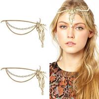 Cheap 2014 Hot Cheap Bridal Veil Accessories Pearl Set Auger String Pearl Tassel Crown Hairpin Hair Hoop Hair Accessories P-71