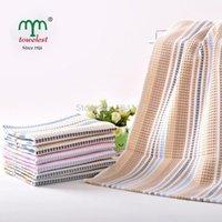 waffle towels - new brand towel pc cm cotton towels bathroom adult toalha honeycomb waffle weave hand towel