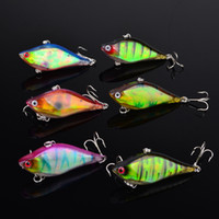 Wholesale New Strike Crankbaits VIB Lures mm g Fish Swimbaits lure Seafood plastic fresh water minnow hard bait