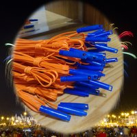 gun powder - Meter Ifuse igniters Safety ignitors Electric match with Pyrogen with Gun powder for fireworks display