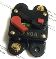 Wholesale Amp Circuit Breaker For Car truck volt DC Low Voltage