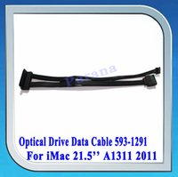 """Cheap DVD Drive Optical Sata Connector Cable 593-1291 For Apple iMac A1311 21.5"""" 2011"""
