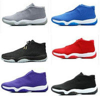 Wholesale China Jordan Shoes Future Black Infrared New Men Basketball Shoes Cheap Air Sports Sneakers with discount