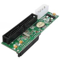 ata sata pata - SMAKN New pin Serial ATA SATA to IDE PATA Adapter Converter