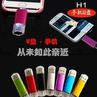 cell phone memory - USB Flash Drive Smart Cell phone pendrives GB GBThumbdrie pen drive U disk OTG external storage micro usb memory stick