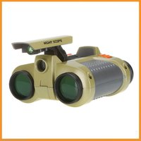 Wholesale Top quality x mm Night Scope Telescope Binoculars With Pop up Light For Outdoor Camping Hiking