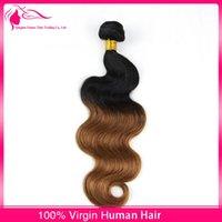 Cheap Ombre hair extensions Best Peruvian human hair