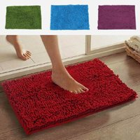 Wholesale 2015 Soft Non slip Mats Skidproof Carpet Mat For Home Floor Bathroom Bedroom Decoration Mix Colors Choose ZZH