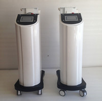 Wholesale Vertical Q Switched Nd Yag Laser Tattoo Removal Beauty Equipment with W High Power