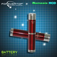 Cheap Forevertop 2014 nemesis mod 14500 mechanical mod copper nemesis mod with nemesis vaporizer is hot selling