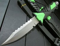 dive knife - all RIGHT Diving Knife C Blade Rubber Handle Outdoor Camping Knife absolute good knife S YH realy picture