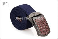 military equipment - colors Military Tactical Canvas Belt Outdoor Casual Men s Belts Aaccessories Military Equipment