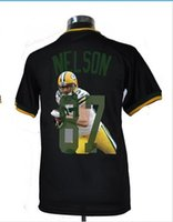 arrival bay - 2016 new arrival Bay Packers RODGERS MATTHEWS NELSON TEAM ALL STAR FASHION baseball Jerseys Sleeve Jersey