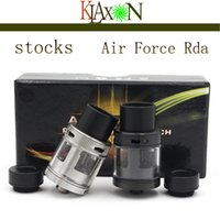 air force designs - Brand New Release Air Force One RDA RBA Atomizer Peek Insulator Air Force One Thread Dual Posts Design DIY Ecig Tank Vaporizer