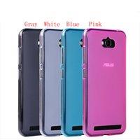 asus matte - Pudding Matte TPU Gel Soft Back Cover Case For Asus Zenfone Max ZC550KTL Zenfone ZE551ML Laser ZE550KL Selfie ZD551KL Go ZC500TG