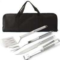 barbeque tool sets - Barbeque BBQ Camping Portable Kitchen Tools Set Outdoor Traveling