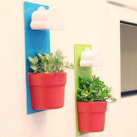 Wholesale 960pcs CCA3164 High Quality Plastic Rainy Wall hung Flower Pot Set With A Cloud Shaped Water Filter Pot Home Garden Balcony Decoration Pot