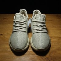 basketball shoe on sale - Final Version Oxford Tan Boost Shoes On Sales Buy Kanye West Sneakers Shoes Called the Boosts Online Dropshipping With Box