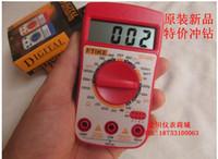 Wholesale Free Ship FTIKE DT830B AC DC Ammeter Voltmeter Ohm Electrical Tester Meter Professional Digital Multimeter EU CE certification