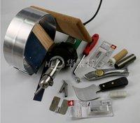 Wholesale 1600W Plastic Hot Air Welder PVC Floor Welding Torch Heat Gun Hot Air Blower