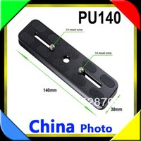 aluminum number plate - Brand New Aluminum Quick Release Plate for Tripod PU140 with Tracking Number