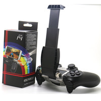 Wholesale New Arrivals elastic PS4 Handle Bracket for PS4 DualShock Controller for Cellphone Tablet Pad Ipad by alibear