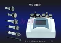Expédition rapide 6in1 Radio Fréquence machine de cavitation ultrasonique amincissant vide RF BIO Lift peau perte de poids Équipement