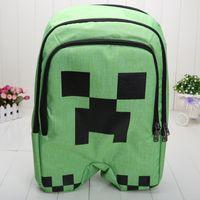 minecraft - Minecraft bag Minecraft backpack Minecraft creeper backpack school bag cm christmas best gift for children