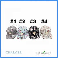 Electronic Cigarette Atomizer  Fashion Adjustable Ball hats Women HATER Hip Hop caps HATER Sports Snapback Baseball Snapbacks Cap Hat 4 colors Via EMS (1904002)