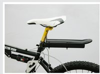 bicycle rear wheel installation - MTB Mountain Road Bike Bicycle Carrier Rack Seat Post Rear Wheel Shelf Easy Release Removal And Installation Mudguard Shelves