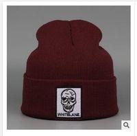 best mens beanies - 7 Design Winter Skull Hats Whitelane Mens Ladies Womens Sport Beanie Knitted Oversize Beanie Skull Caps Christmas hat Best gifts Hat Dhgate
