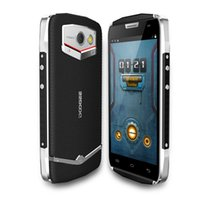 Wholesale Original DOOGEE TITANS DG700 IP67 MTK6582 Quad Core GHz Waterproof Smartphone quot kitkat GB GB MP camera G OTG