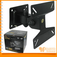 Wholesale Universal Rotated SPHC TV Wall Mount Swivel TV Bracket for Inch LCD LED Falt Panel Plasma TV