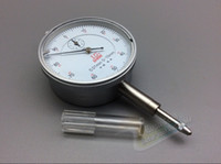 Wholesale mm reloj comparador dial indicator without ear dial gauge table of measures micrometer bore gauge ISO9001 ISO10012