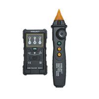 Wholesale HYELEC MS6812 Portable Multi purpose RJ45 RJ11 Tester LAN Tester Cable Wire Tracker Network Cable Tester Ferramentas