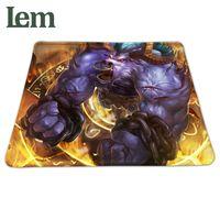Cheap Black mouse pad Best Mouse pad size 210X250 MM
