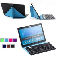 Wholesale Wireless Bluetooth Keyboard Case holder for win8 system lenovo Asus dell acer Thinkpad Microsofe Tablets PC English or Russian Layout