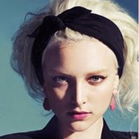 hair turban - Cheap New Ear Cotton Winter Headband for Woman and Girl Hair Fashion Turban Headband for Girl Headwrap Top Knot Hairband PC