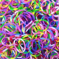 Cheap Link, Chain loom bands Best Celtic Unisex dye loom