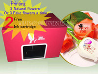 Wholesale CE approved Flower printing machine print roses at same time rose printing machine roses printer with any images