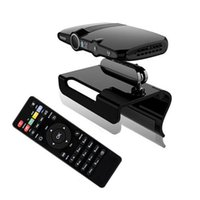 Wholesale Android A20 Dual Core Smart TV Box MP Camera Webcam For Skype WIFI HDMI