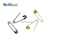 Wholesale 1728pcs pack Gold Metal Safety Pins For Tag Craft Quilting Sewing mmx5mm